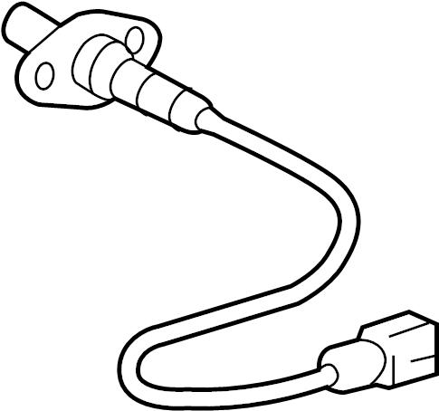 Tacoma Oxygen Sensor Wire Diagram